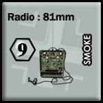 Combat Commander German radio counter